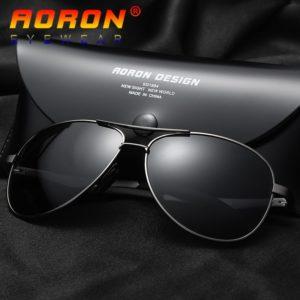 d9fbc1e13 نظارات شمسية رجالية كاجوال ماركة AORON – TalaPco - طلبكو