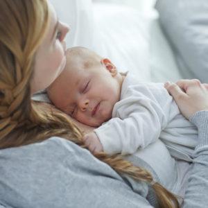 الأمومة والطفل