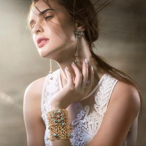المجوهرات النسائية